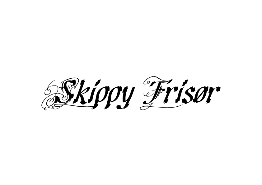 frisør logo